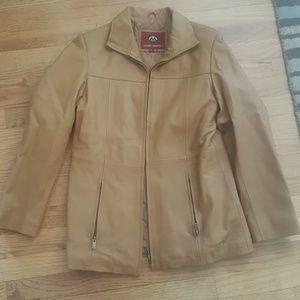 Leather Jacket size S